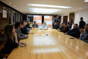 La Provincia de Tierra del Fuego firmó un convenio con Fundartox para la Prevención de adicciones