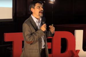 TEDx - Sustancia, sujeto y sociedad ¿Dónde está el problema? | Carlos Damin | TEDxUBA