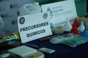 Twitter - El Gobierno actualizó el listado de sustancias que se pueden usar para elaborar estupefacientes