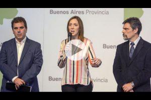 TN - Vidal anunció su plan para depurar de drogas y corrupción a la Bonaerense