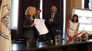 Dra. Nora Volkow - Distinción como Doctora Honoris causa de la Universidad de Buenos Aires