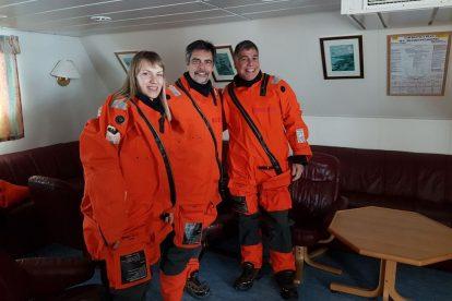 Jornada: Total Austral - Tierra del Fuego