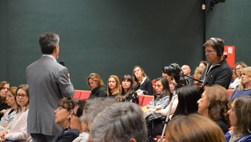 Programa de Prevención de Consumos Problemáticos de Sustancias en Contextos Educativos - Escuela Cristoforo Colombo