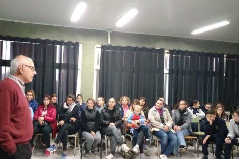 Programa de Prevención de Consumos Problemáticos de Sustancias en Contextos Educativos - Primeras Jornadas - Totoras 2019