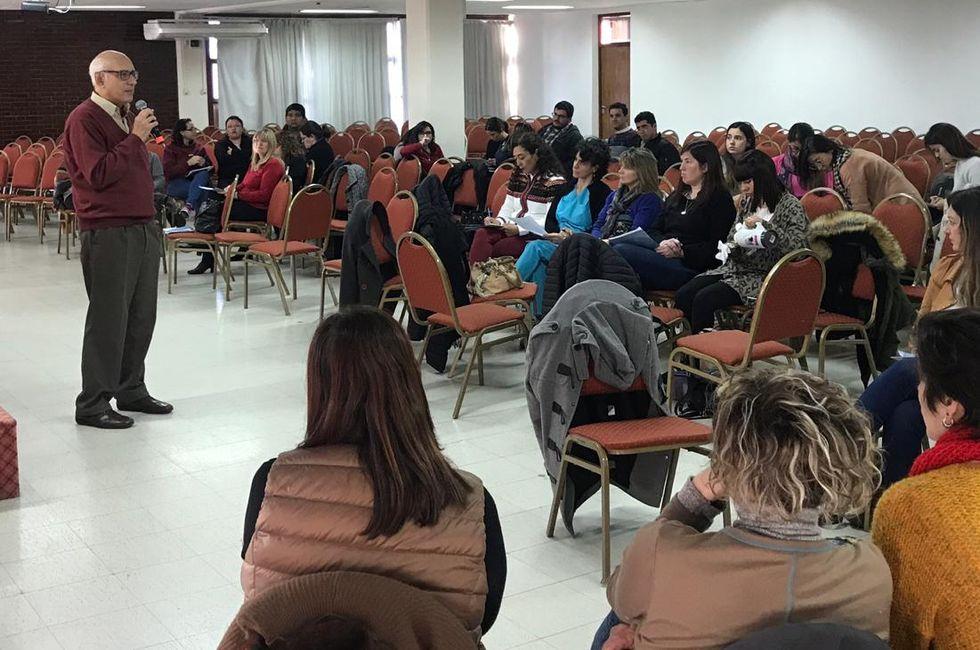 Jornadas de Capacitación para profesionales de Áreas de Urgencias destinada a médicos del interior del país - Convenio SEDRONAR