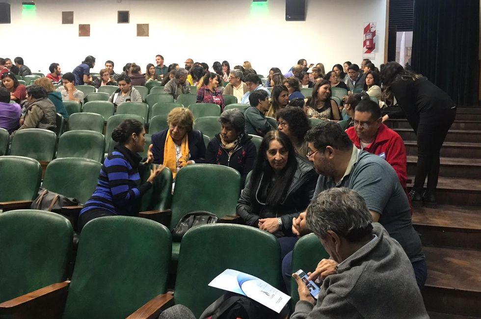 Jornadas de Capacitación para profesionales de Áreas de Urgencias destinada a médicos del interior del país - Jujuy - Convenio SEDRONAR