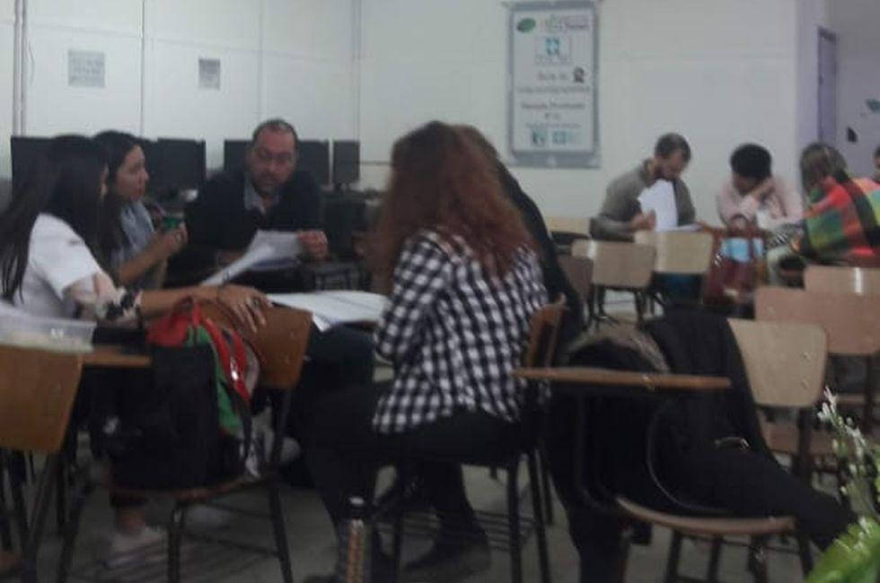 Jornadas de Capacitación para profesionales de Áreas de Urgencias destinada a médicos del interior del país - Santa Rosa - Convenio SEDRONAR