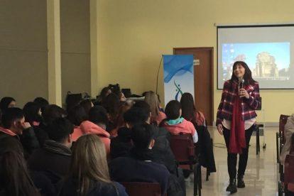 Programa de Prevención de Consumo de sustancias psicoactivas en Contextos Educativos - Cierre de Jornadas - Totoras 2019