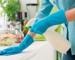 Combinación de productos de limpieza, cuando la suma es peligrosa.