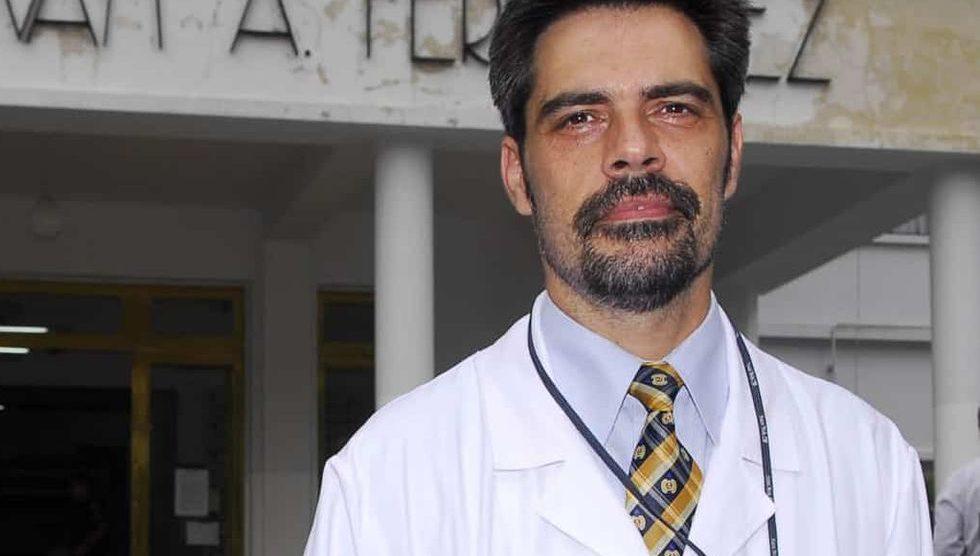 Entrevista al Dr. Carlos Damín