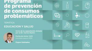 Programa de prevenciòn de consumos problematicos