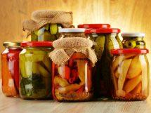 Los alimentos envasados en casa son la causa más frecuente de botulismo