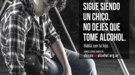 PREOCUPA EL ABUSO DE ALCOHOL EN LOS JOVENES